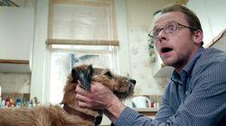 Robin Williams dans la peau d'un chien pour son dernier