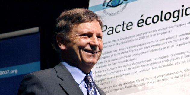 Antoine Waechter candidat pour représenter l'écologie à la présidentielle de