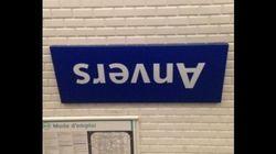 Les 13 poissons d'avril du métro parisien vous arracheront forcément un