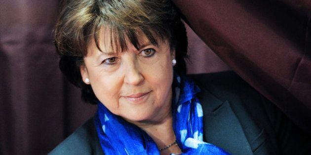 Résultats municipales 2014: à Lille, Martine Aubry réélue largement au second