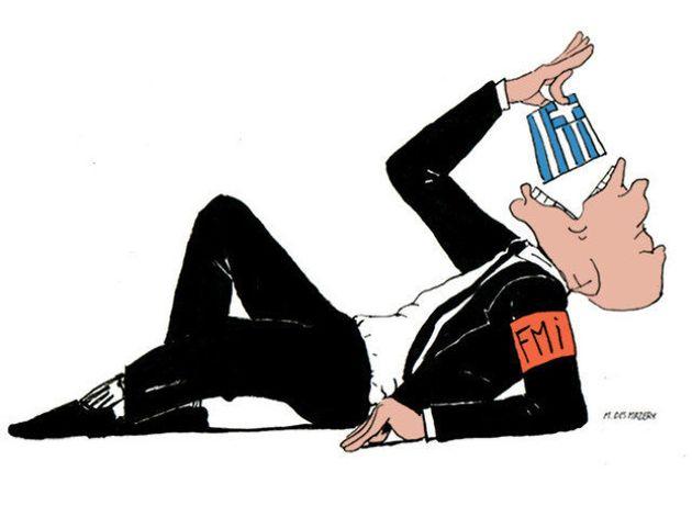 Le FMI pourrait réduire en miettes l'accord sur la dette