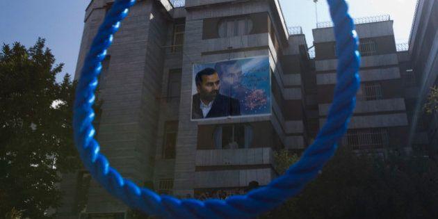 Peine de mort en Iran: le pendu