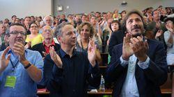 Les frondeurs tournent la page de 2014 avec le vote du
