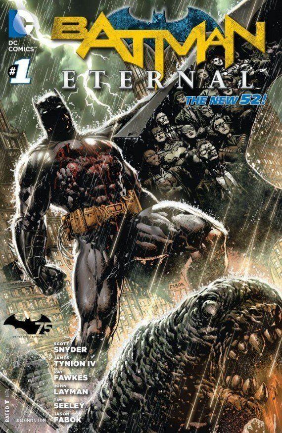 Batman fête son 75e anniversaire: les meilleures BD du Dark