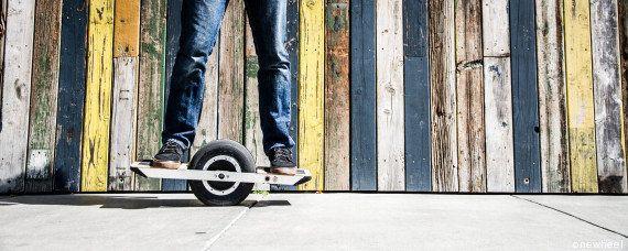 VIDÉO. Onewheel, le skate (intelligent) à une