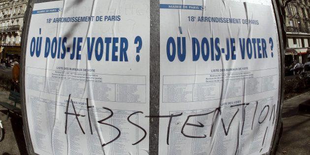Résultats municipales: l'abstention sera-t-elle moins forte au second tour qu'au