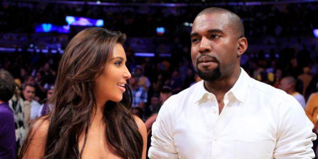 La (méga) demande en mariage de Kanye West à Kim