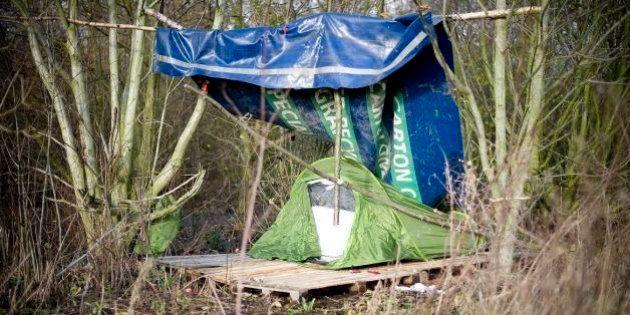 Une cabane à louer pour parler des migrants de la jungle de