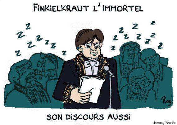 Alain Finkielkraut est devenu