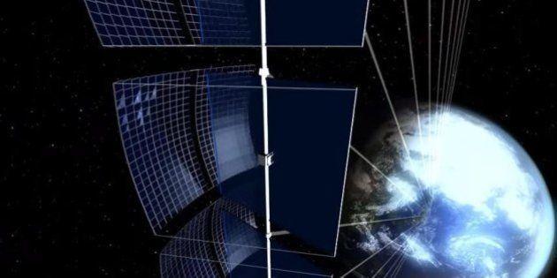 PHOTOS. Des panneaux solaires dans l'espace? L'avancée scientifique qui permet d'y