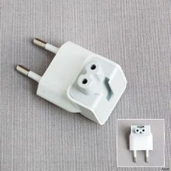 Apple rappelle des adaptateurs secteur pour ses