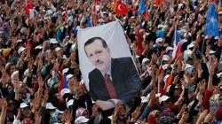 Erdogan, l'homme fort de la Turquie, en pleine dérive