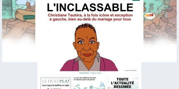 Pour Angoulême 2016, retrouvez les Unes du HuffPost illustrées toute la journée par des auteurs de