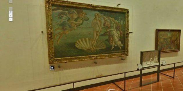 Google Art Project : un internaute passe 3 fois plus de temps devant un tableau en ligne que dans un