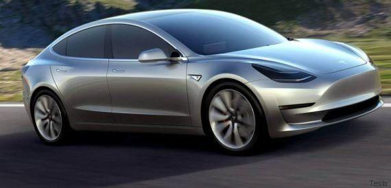 Ce que la Model 3 de Tesla nous dit du design des voitures de