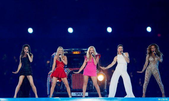 Victoria Beckham: les Spice Girls,
