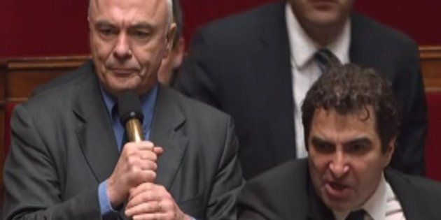 VIDÉO. Mariage gay à l'Assemblée: les députés UMP se sont (presque)