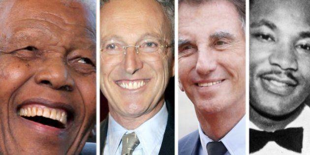 VIDÉO. Nelson Mandela confondu avec... Nelson Monfort, Jack Lang et Martin Luther