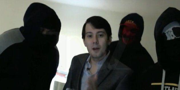 Le controversé Martin Shkreli menace d'endommager l'album du Wu-Tang Clan dont il détient l'unique