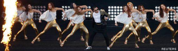 VIDÉO. PHOTOS. Psy donne un concert géant à Séoul, retransmis sur