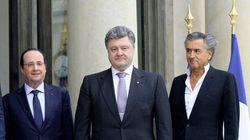 Ukraine: le milliardaire Porochenko officialise sa candidature à la