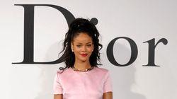 Rihanna sera le nouveau visage de Dior et devient la première égérie noire de la