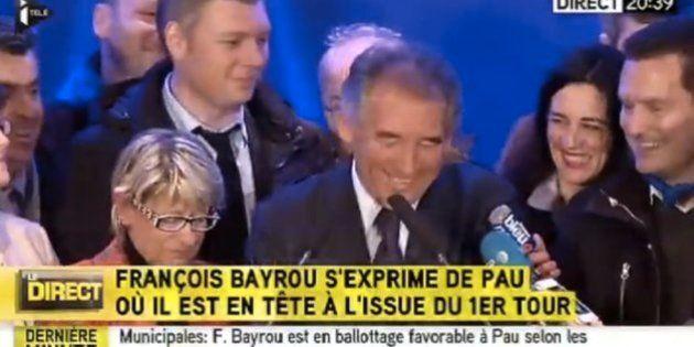 Résultats municipales 2014: à Pau, François Bayrou remporte son premier succes depuis