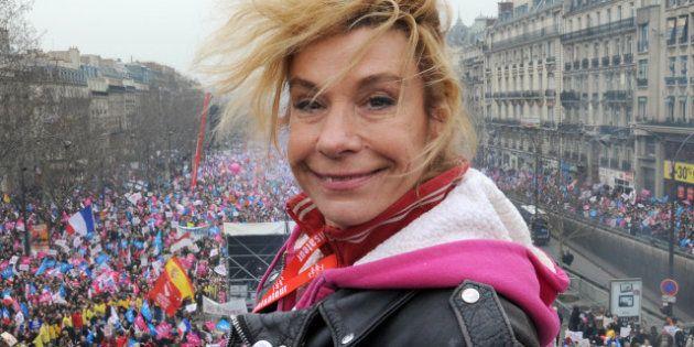 Mariage gay: une lettre ouverte à Frigide Barjot publiée sur Facebook fait le tour du