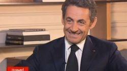 Regardez l'hommage de Nicolas Sarkozy à Jean-Paul