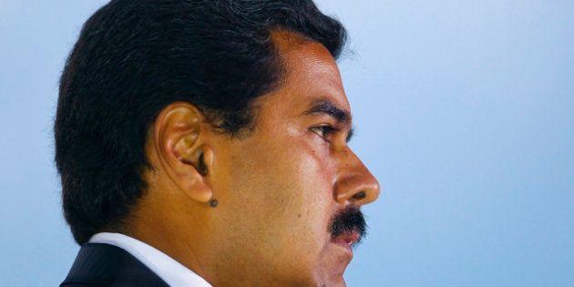 EXCLUSIF. Élection présidentielle au Venezuela: Nicolas Maduro vainqueur selon les premiers sondages...