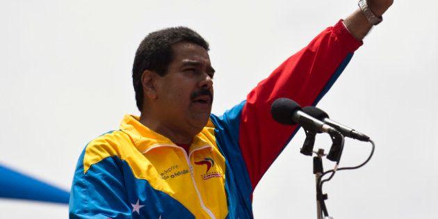Élection présidentielle au Venezuela: Maduro vainqueur à 50,7%, Capriles refuse de reconnaître la