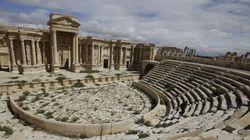 Palmyre: Daech exécute 20 hommes dans le théâtre romain de la ville