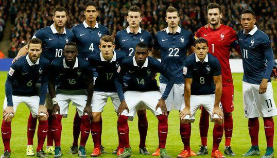 Qui diffusera les matches de l'équipe de France à l'Euro