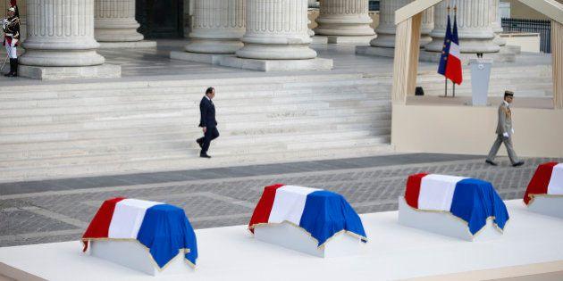 François Hollande au Panthéon: hommage réussi à la Résistance mais allusions forcées au
