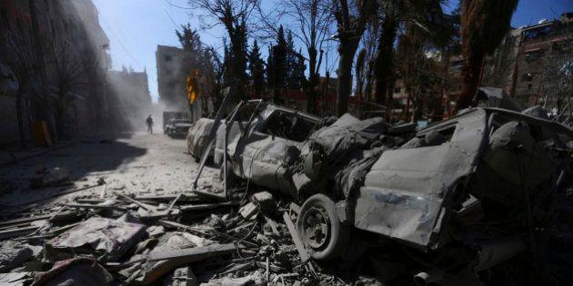 Syrie : plus de 215.000 morts en quatre ans de