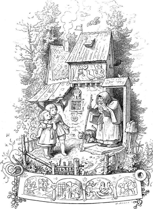 Hänsel et Gretel à