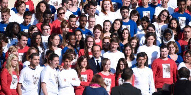 Hollande au Panthéon: