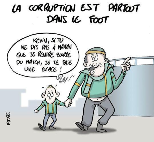 Jusqu'où va la corruption dans le