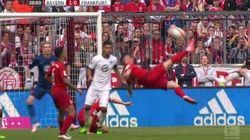 Ribéry s'offre un magnifique but en retourné