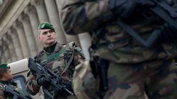 Deux militaires agressés en marge d'une manif anti-état
