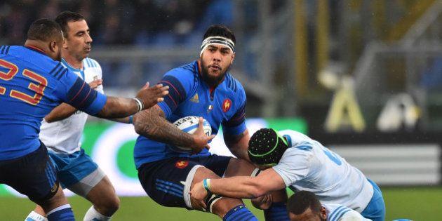 Six nations : la France bat l'Italie sur le score de 29 à