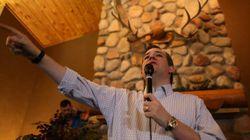 Au jour du Jugement dernier, l'appel de Ted Cruz s'éleva sur la Terre Sainte de