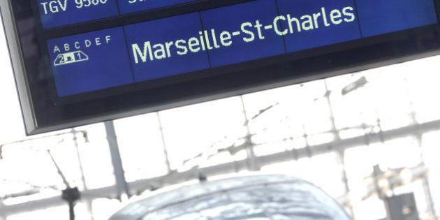Trains en retard : les TGV Lille-Marseille pointés du