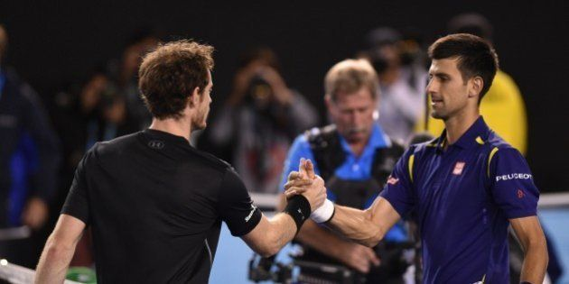 Novak Djokovic bat Andy Murray et remporte son 6e Open