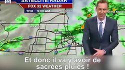 Loki fait la météo... et accuse évidemment Thor de causer des