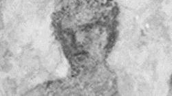 Découverte d'un visage sous une fresque du Louvre grâce à un scanner