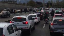 Une opération anti-VTC à Toulouse paralyse la