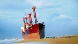 Ces navires qui ont fini échoués sur les côtes