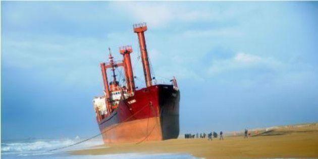 PHOTOS. Ces navires qui ont fini échoués sur les côtes
