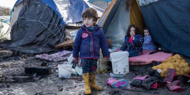 Plus de 10.000 enfants migrants non accompagnés portés disparus Europe, selon
